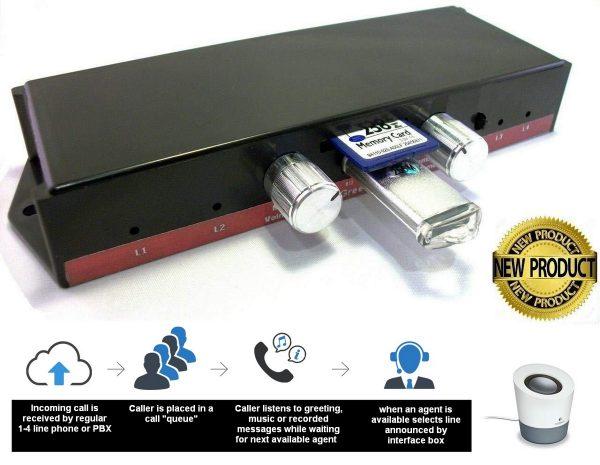 Call Handler Pro interface box